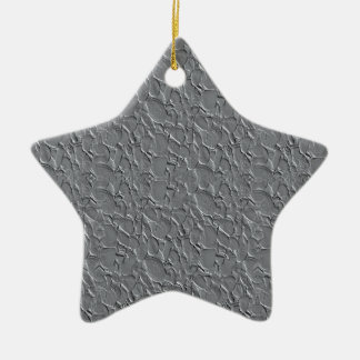 Textured ornament, customize christmas ornament
