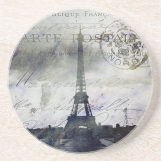 Textured Paris Coaster
