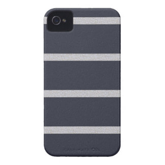 Textured Stripes iPhone 4 Case-Mate