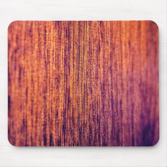 Textured Wood Mouse Mat