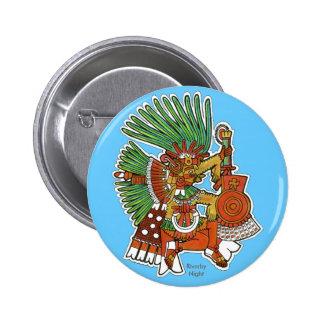 Tezcalipoca RiverbyNight Pin