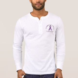 TFC Men's Long Sleeve Henley T-Shirt