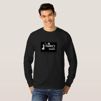 TFD Black Long Sleeve T-shirt