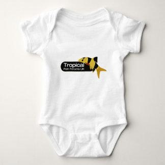 TFF UK Clothing Baby Bodysuit