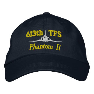 TFS F-4 Golf Hat Embroidered Hat