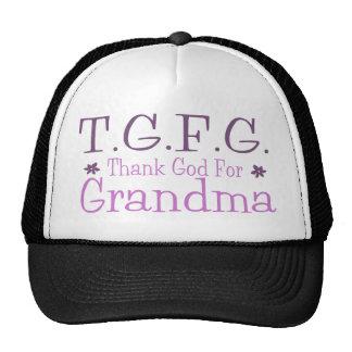 TGFG TRUCKER HAT
