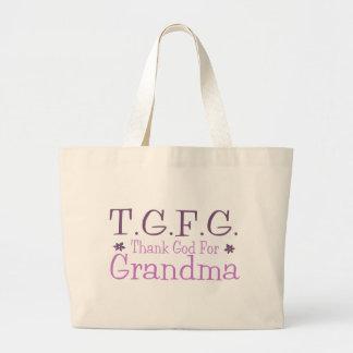 TGFG CANVAS BAG
