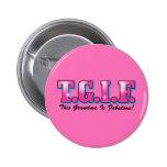 TGIF Fabulous Grandma Badges
