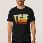 TGIF Filipina Tee Shirts