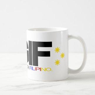 """TGIF """"Thank God I'm Filipino"""" Mugs"""