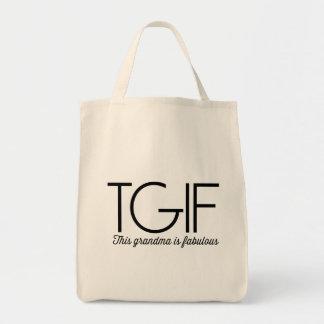 TGIF. This grandma is fabulous!