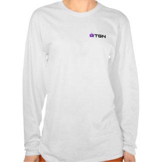 TGN T-shirt, womens — signature Shirt