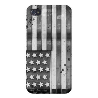 TH - American Flag iPhone 4 Cover