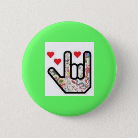 th_handyyy 6 cm round badge