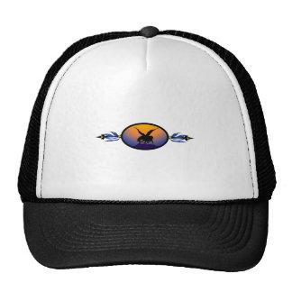 THA-BlackPegasus-Shirt1.png Trucker Hat