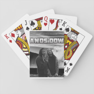 Tha Committee Playing Cards