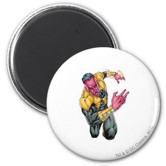 Thaal Sinestro 8 6 Cm Round Magnet