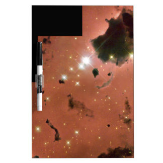 Thackeray's Globules- Dense, Opaque Dust Clouds Dry-Erase Whiteboard