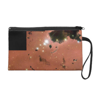 Thackeray's Globules- Dense, Opaque Dust Clouds Wristlet