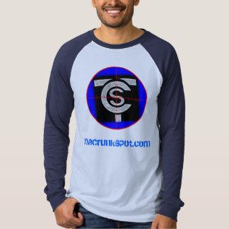 ThaCrunkspot.com - 2 Tone Shirt