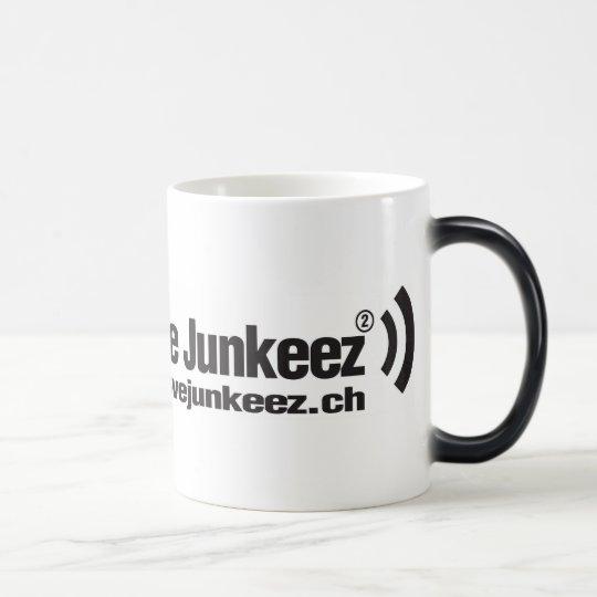 ThaGrooveJunkeez kafi 1 Magic Mug