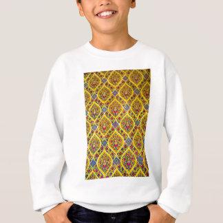Thai buddha design sweatshirt