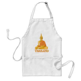 Thai Buddha Standard Apron