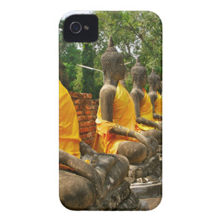 Thai Buddhas iPhone 4 Cover