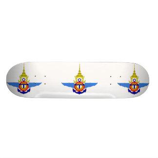 Thai Defence Minister, Tanzania Skate Deck