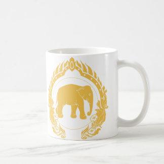Thai Elephant Coffee Mug