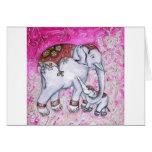 THAI ELEPHANTS CARDS