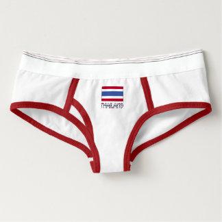 Thai Flag and Thailand Briefs