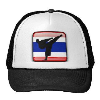 Thai flag cap
