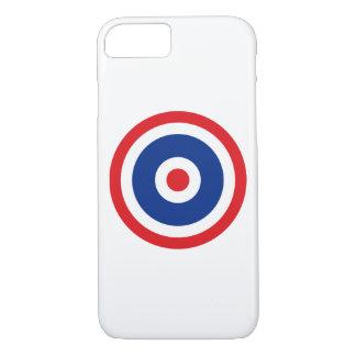 Thai Flag Roundel Target iPhone 7 Case