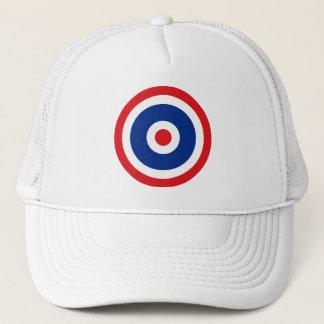 Thai Flag Roundel Target Trucker Hat