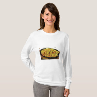 Thai Food Seafood Curry T-Shirt