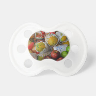 Thai Fruit Baby Pacifiers