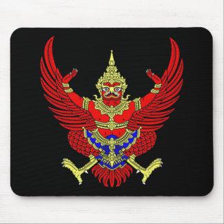 THAI GARUDA - KROOTH - SANSKRIT MOUSE PAD