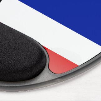 Thai glossy flag gel mouse mat