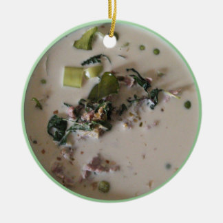 Thai Green Curry [แกงเขียวหวาน] ... Asian Food Christmas Ornament