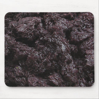 Thai Lao Black Sticky Rice [Khao Niao Dam] Mouse Mat