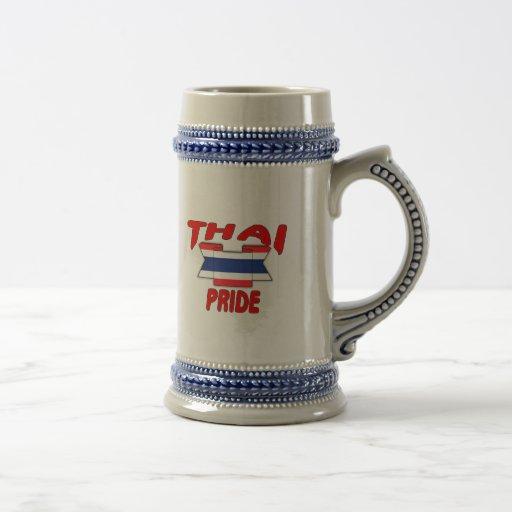 Thai pride coffee mugs