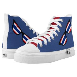 Thai Shades custom sneakers