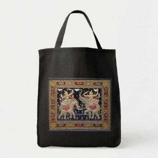 Thai Tapestry Tote Bag