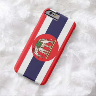 Thai variant flag barely there iPhone 6 case