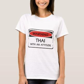 Thai With An Attitude T-Shirt