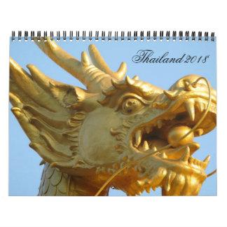 Thailand 2018 Calendar