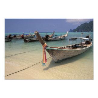 Thailand, Andaman Sea, Ko Phi Phi Island, Photo Print