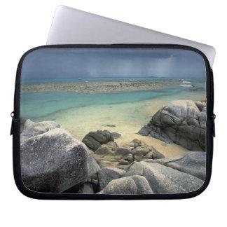 Thailand, Andaman Sea, Ko Phi Phi Island, Scenic Laptop Sleeve