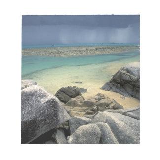 Thailand, Andaman Sea, Ko Phi Phi Island, Scenic Notepad